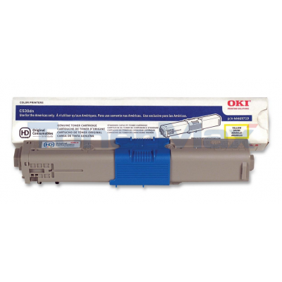 OKI C530DN TONER CARTRIDGE YELLOW